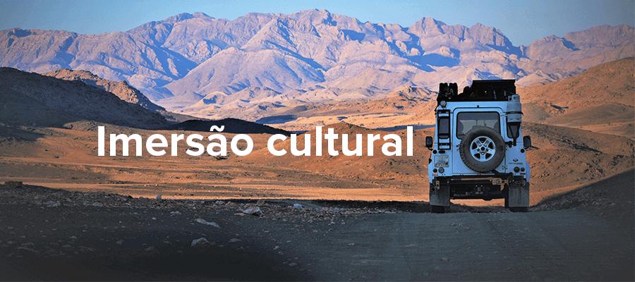 Imersão cultural: como aprender a língua conciliando com o turismo no local?